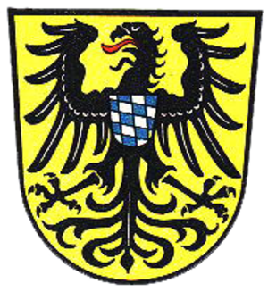 Schongau, Bavaria - Image: Schongauwappen