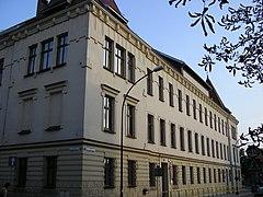 School. Kraków ul. Zamoyskiego 58-60 5.jpg