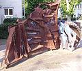 Schrott am Bau Polizei Ludwigshafen.JPG