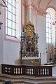 Schwarzenberg, Klosterdorf 1, Kath. Klosterkirche Mariae Geburt Scheinfeld 20180719 007.jpg