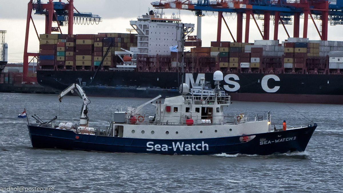 sea watch - photo #17