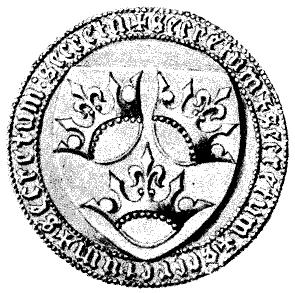 Kalmarunionens margrete 1.s segl