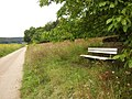 Seat on the slopes of the Our valley - geo.hlipp.de - 41564.jpg