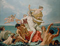 Sebastiano Ricci (Italian - Triumph of the Marine Venus - Google Art Project.jpg