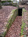 Second World War bunker in Newlands Plantation, New Forest - geograph.org.uk - 312899.jpg