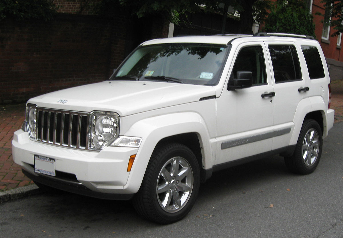 Jeep Liberty (KK) - Wikipedia