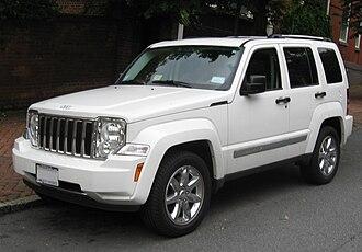 Jeep Liberty - 2008–2012 Jeep Liberty