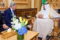 Secretary Kerry Sits With King Salman of Saudi Arabia Before Bilateral Meeting in Riyadh.jpg