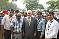 Secretary Tillerson Meets Mission India Personnel at U.S. Embassy New Delhi (37926183301).jpg