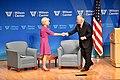 Secretary Tillerson Prepares to Participate in a Q&A (38672576122).jpg