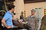 Sen. Tom Cotton talks missile defense at Osan Air Base 150815-A-DY706-590.jpg