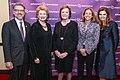 Senator Stabenow at the Alzheimer's Association awards ceremony (6966876336).jpg