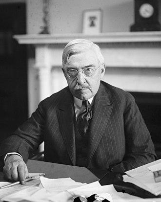 William M. Butler - Image: Senator Wm. M. Butler of Mass., (11 28 24) LCCN2016849799 (cropped)