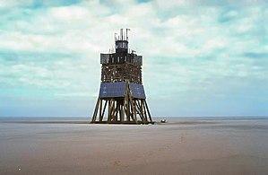 North Frisian Barrier Island - Image: Seroog 001
