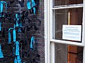 Sexual Assault Poster with Ribbons - Vassar College - Poughkeepsie - New York - USA (6932505782).jpg