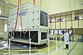 Shaker test of 8-tonne cooling system ESA393962.jpg