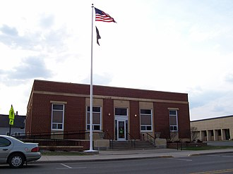 Shawano, Wisconsin - Image: Shawano Wisconsin Post Office WIS22