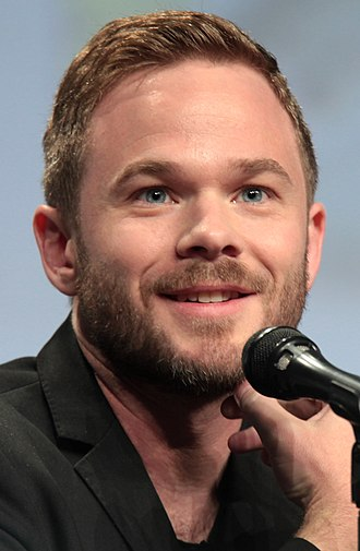 Shawn Ashmore - Ashmore at the 2014 San Diego Comic-Con International