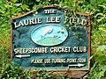 Sheepscombe Cricket Club - geograph.org.uk - 1430634.jpg