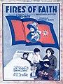 Sheet music cover - FIRES OF FAITH (1919).jpg
