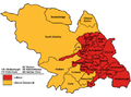 Sheffield UK local election 1995 map.png