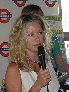 Shelby Lynne American singer and songwriter