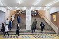 Shibuya Station Ginza Line Stairs 202003.jpg