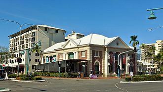 Cairns Court House Complex - Cairns Regional Gallery, 2015