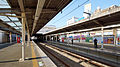 Shin-Tokorozawa Station platform 1-2 south end 20131116.JPG