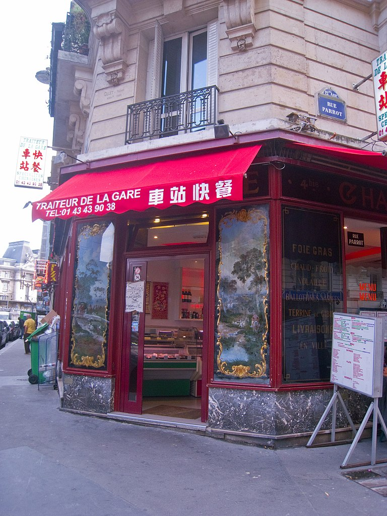 Restaurant Asiatique Rue Albert Ramus Chambery