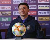 Shota Arveladze in FC Pakhtakor.jpg