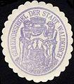 Siegelmarke Gemeindesiegel der Stadt Waldkirch W0229272.jpg