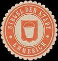 Siegelmarke Siegel der Stadt Emmerich W0382022.jpg