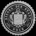 Siegelmarke Siegel der Stadt Goch W0310215.jpg