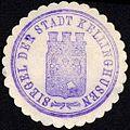 Siegelmarke Siegel der Stadt Kellinghusen W0229155.jpg