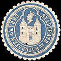 Siegelmarke Stadtrath zu Waldhofen an der Ybbs W0217290.jpg