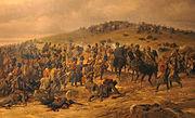 Siegmund L'Allemand Die Erstürmung des Königsberges bei Oberselk 1864