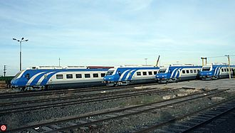 Islamic Republic of Iran Railways - Siemens locomotives capable of traveling at 200kph manufactured in Iran, 2007