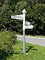 Signpost - geograph.org.uk - 231195.jpg