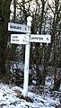 Signpost on Shoby Lane - geograph.org.uk - 1301002.jpg