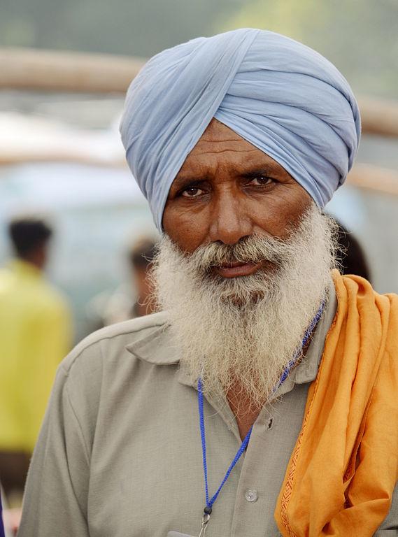 file sikh man agra 07     wikimedia commons