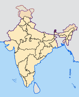 2004 elections in India - Sikkim