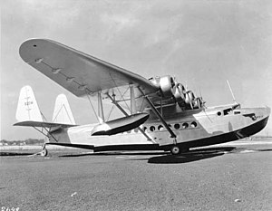 Fairfield County, Connecticut - A 1930s Sikorsky S-42 constructed in Stratford