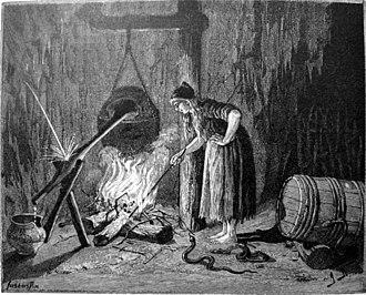 Sinmara - Sinmara (1893) by Jenny Nyström