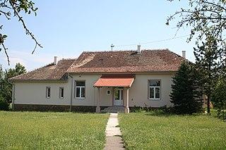 Sinošević Village in Mačva District, Serbia