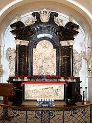 Saint Boniface Crypt, Fulda, Germany