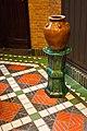 Sint Hubertus Hoge Veluwe 0053 - Main hal floor with vase (detail).jpg