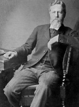 John Bramston (Australian politician) - Image: Sir John Bramston
