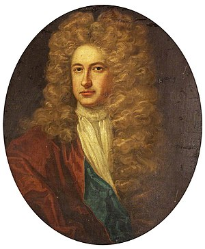 Sir Thomas Cookes, 2nd Baronet - Sir Thomas Cookes, 2nd Baronet, portrait by Peter Lely
