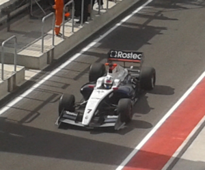 ISR Racing - Sirotkin driving for ISR at the Moscow Raceway round of the 2013 Formula Renault 3.5 Series season.